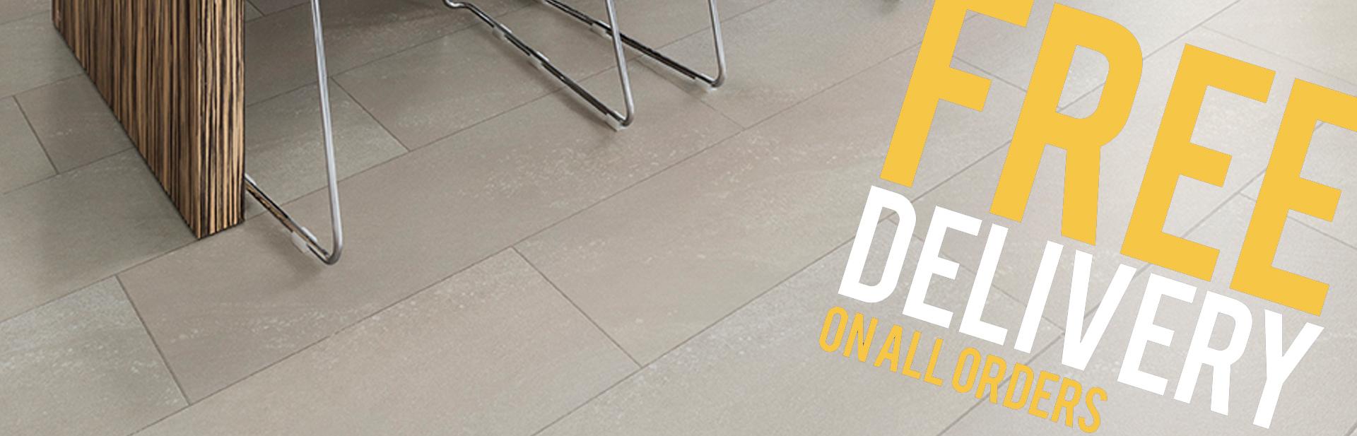 Buy Tile Effect Luxury Vinyl Flooring Flooring Uk
