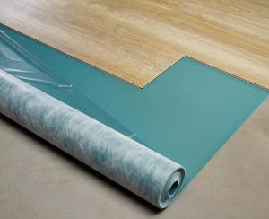 Base Underlay for Click Vinyl Flooring (10m2)