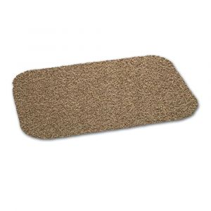 Cotton + Washable Door Mat Sand