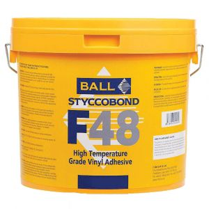 F48 High Temperature Adhesive for Luxury Vinyl Flooring