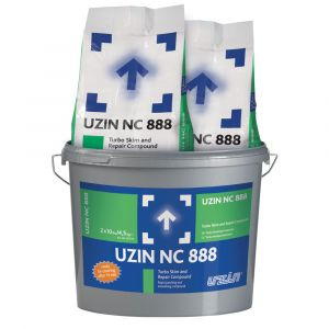 UZIN NC888 Feather Finish Smoothing Compound