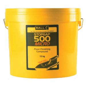 Stop Gap 500 Feather Finish Smoothing Compound 12kg