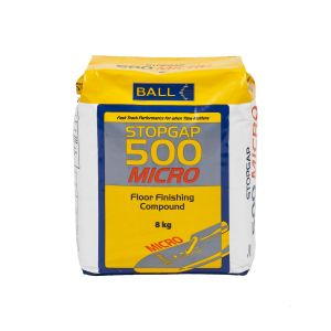 Stop Gap 500 Feather Finish Smoothing Compound 8kg