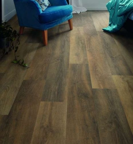 Polyflor Colonia 4454 Fired Oak Glue Down Luxury Vinyl Flooring
