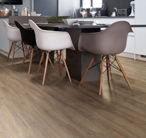 TLC Loc Click Vinyl Flooring 5735 Featured Oak