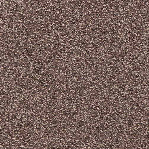 Boston Saxony Carpet Brown