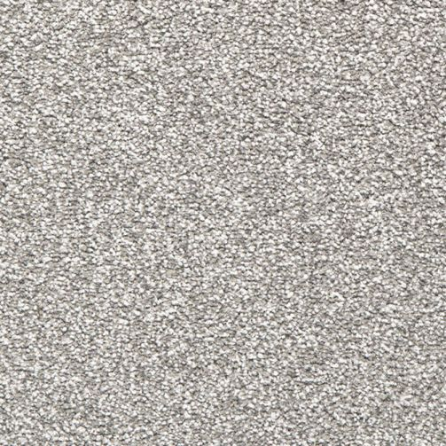 Boston Saxony Carpet Silver