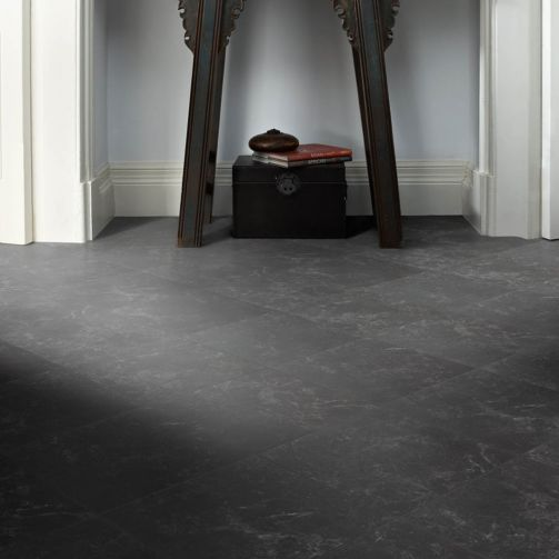 Polyflor Colonia 4515 Imperial Black Marble