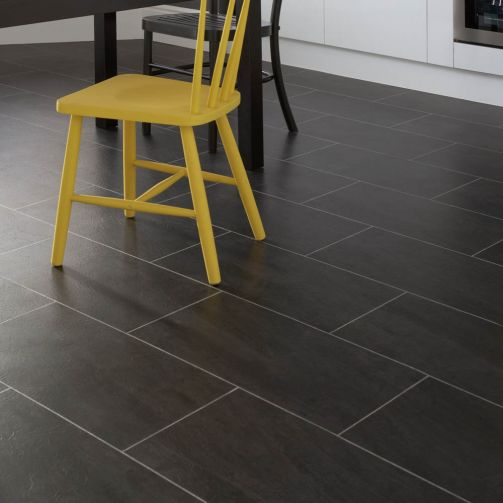 Polyflor Colonia 4535 Welsh Raven Slate