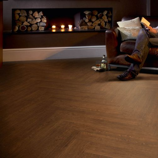 Polyflor Colonia 4432 Virginia Walnut