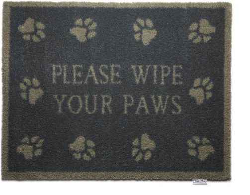 Hug Rug Washable Door Mat - Pet 10