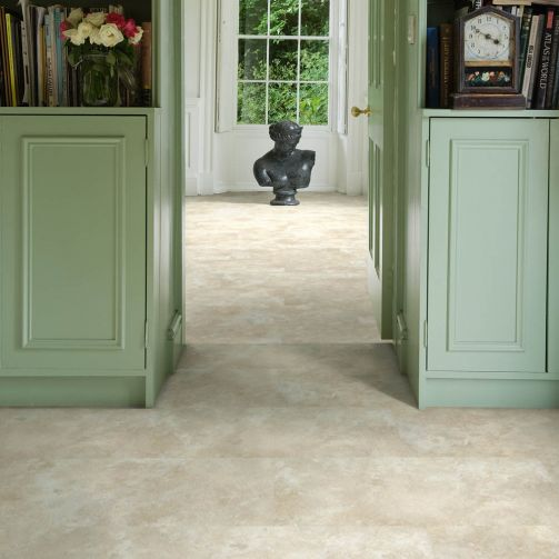 Polyflor Camaro 2334 Portico Limestone Luxury Vinyl Flooring