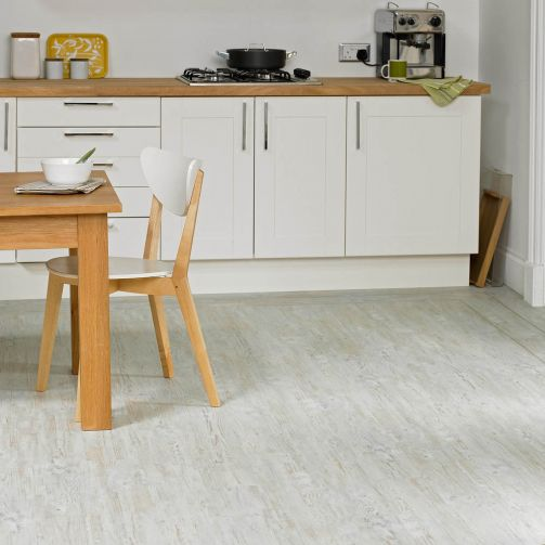 Polyflor Camaro 2229 White Limed Oak Luxury Vinyl Flooring