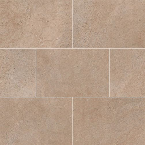 Karndean Knight Tile ST12 Bath Stone Luxury Vinyl Flooring