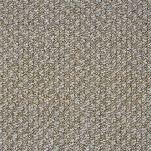 Berber Tweed Carpet Light Beige