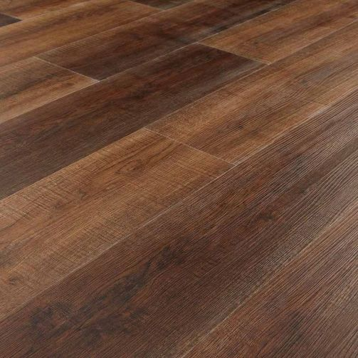 Naturelle Burnt Hickory SPC Rigid Core Click Vinyl Flooring