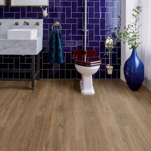 Cavalio Loc Authentic Rustic Oak 2865 Click Vinyl Flooring