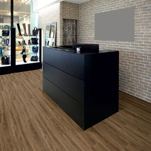 Cavalio Loc French Oak Smoked 2871 Click Vinyl Flooring