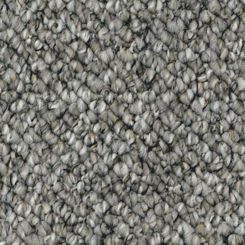 Chunky Berber Carpet Grey 24