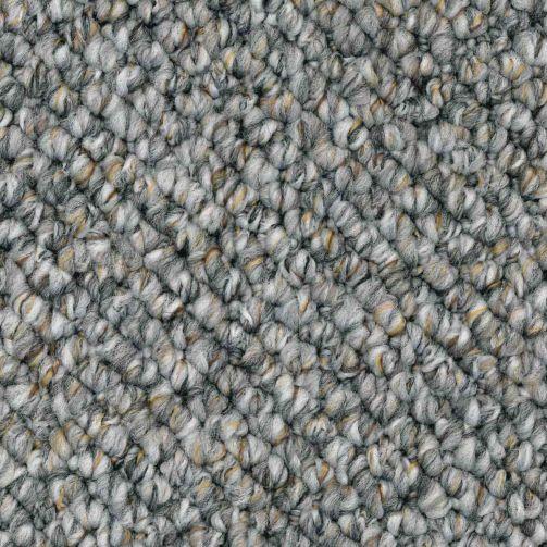 Chunky Berber Carpet Silver 23