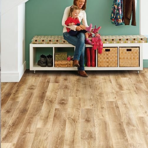 Elka 12mm Laminate Flooring Barn Oak