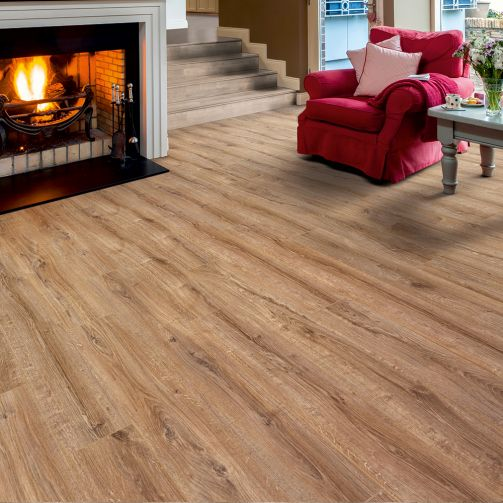 Elka 8mm Laminate Country Oak Laminate Flooring