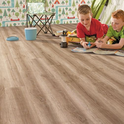 Elka 8mm Laminate Honey Oak Laminate Flooring