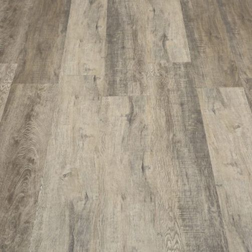 Naturelle Click Vinyl Farmhouse Grey Oak Luxury Vinyl Flooring