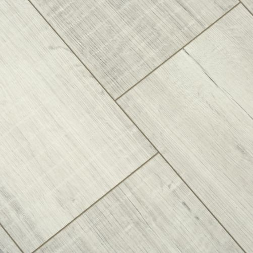 Villa Gala Oak White 12mm Laminate Flooring
