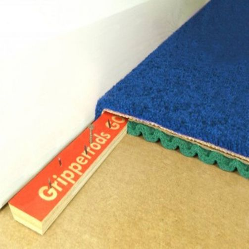 Carpet Gripperrods Pack of 10 (15.20 Linear Metres)