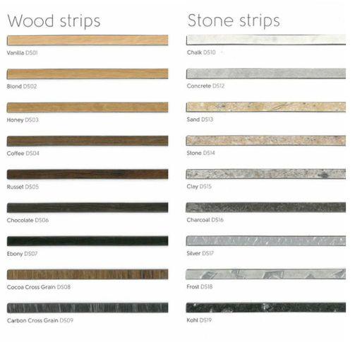 Karndean Design & Border Strips for Luxury Vinyl Flooring for All Ranges