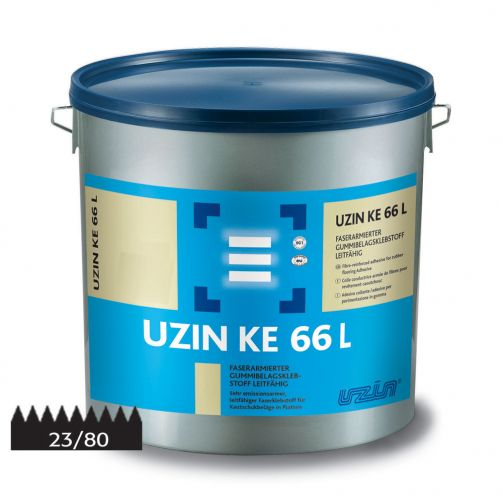 UZIN KE66 High Temperature Adhesive for Luxury Vinyl Flooring