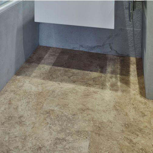 LG Hausys Harmony LVT Fossil Luxury Vinyl Tile Flooring