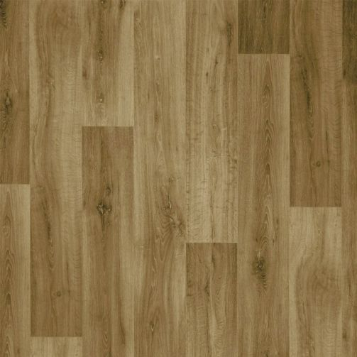 Naturelle Luxury Vinyl Flooring LVT Gluedown Plank Honey Oak