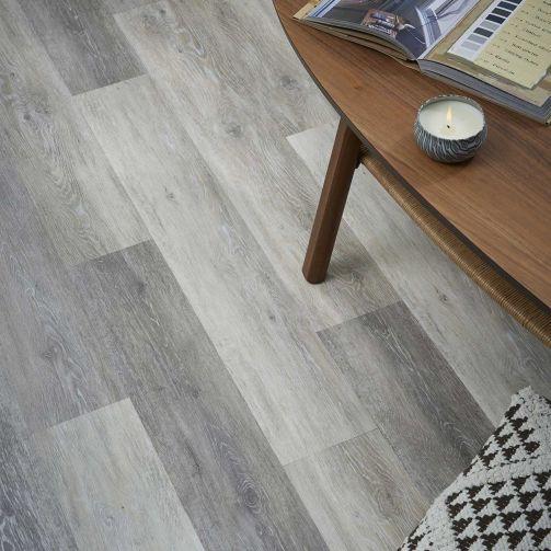 Naturelle Self Adhesive Vinyl Flooring Plank - Driftwood Grey 16
