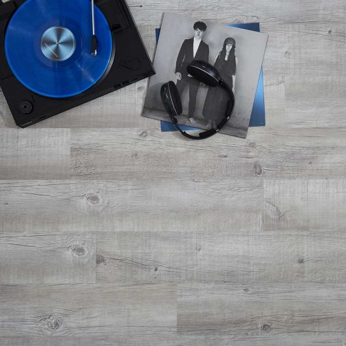 Naturelle Self Adhesive Vinyl Flooring Plank - Frosted Timber 15