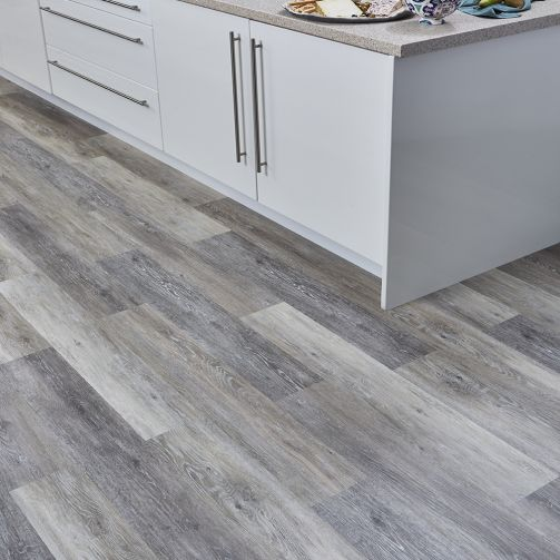 Naturelle Design Flooring Grey Boathouse Oak Luxury Vinyl Flooring