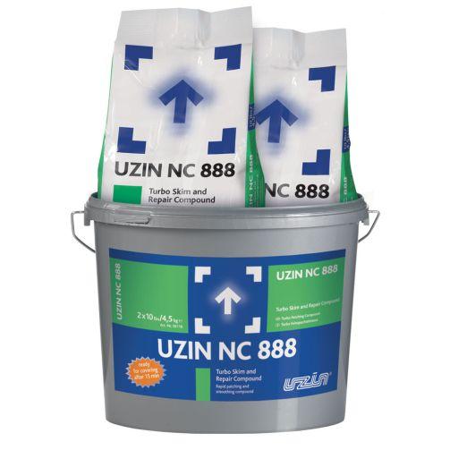 UZIN NC888 Feather Finish Smoothing Compound