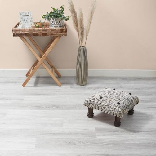 Naturelle Sun Bleached Driftwood Gluedown Luxury Vinyl Flooring