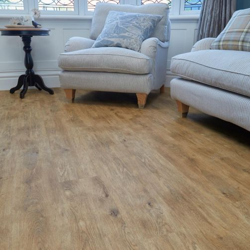 Naturelle Scots Pine Gluedown Luxury Vinyl Flooring