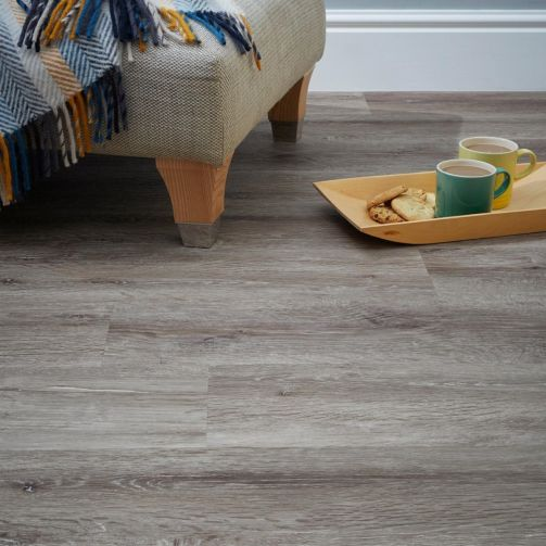 Naturelle Light Cedar Gluedown Luxury Vinyl Flooring