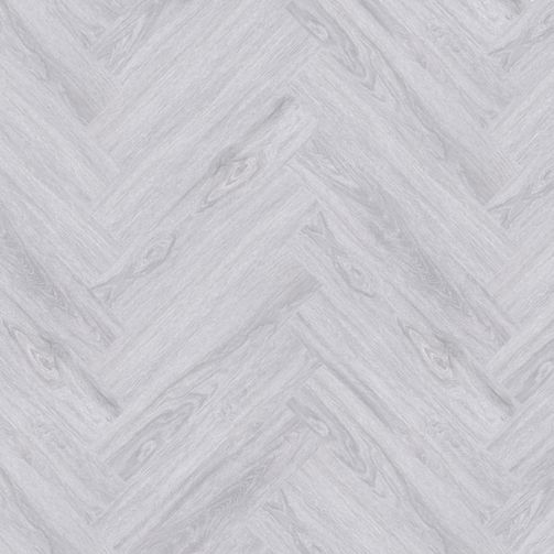 Signature Select Parquet Herringbone Luxury Vinyl Flooring Snowy Oak SSP-018