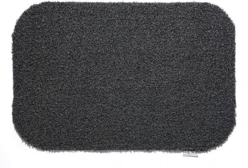 Hug Rug Washable Door Mat - Plains Charcoal