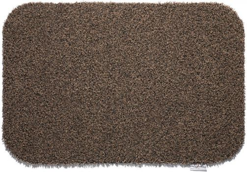 Hug Rug Washable Door Mat - Plains Coffee