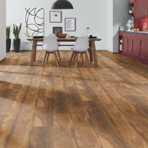 Prestige Timbers® 10mm Laminate Flooring Vintage Hickory