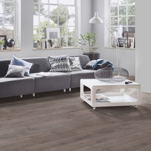 Prestige Timbers® 8mm Laminate Flooring Moon Rock