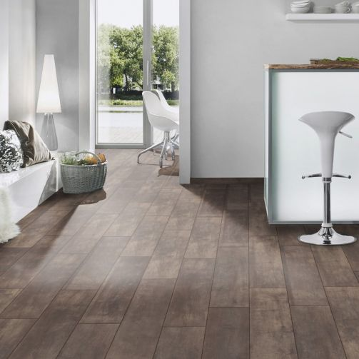 Prestige Timbers® 8mm Laminate Flooring Reclaimed Timber