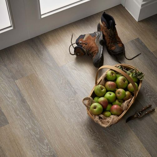 Naturelle Lime Washed Wood SPC Rigid Core Click Vinyl Flooring
