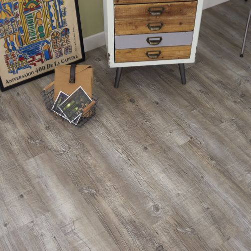 Naturelle Design Flooring Vintage Sawn Wood Luxury Vinyl Flooring