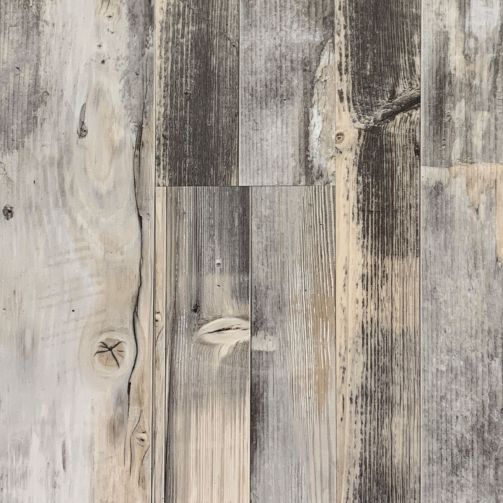 Naturelle Self Adhesive Vinyl Flooring Plank - Distressed Timber